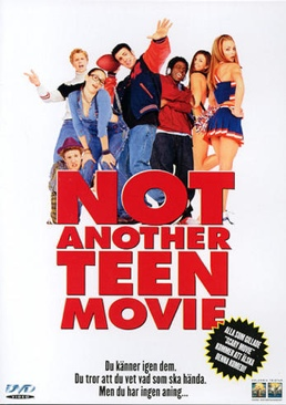 Not Another Teen Movie - DVD cover