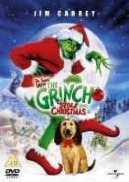 The Grinch - DVD cover
