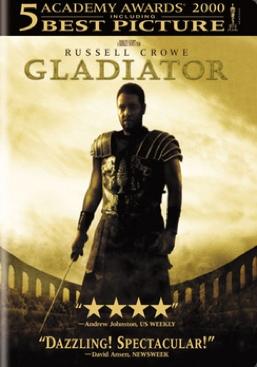 Gladiator - DVD cover
