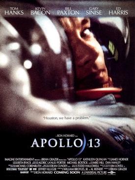 Apollo 13 - DVD cover
