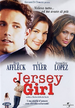 Jersey Girl - DVD cover