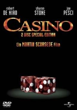 Casino - DVD cover