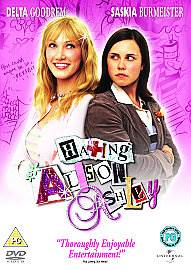 Hating Alison Ashley - DVD cover