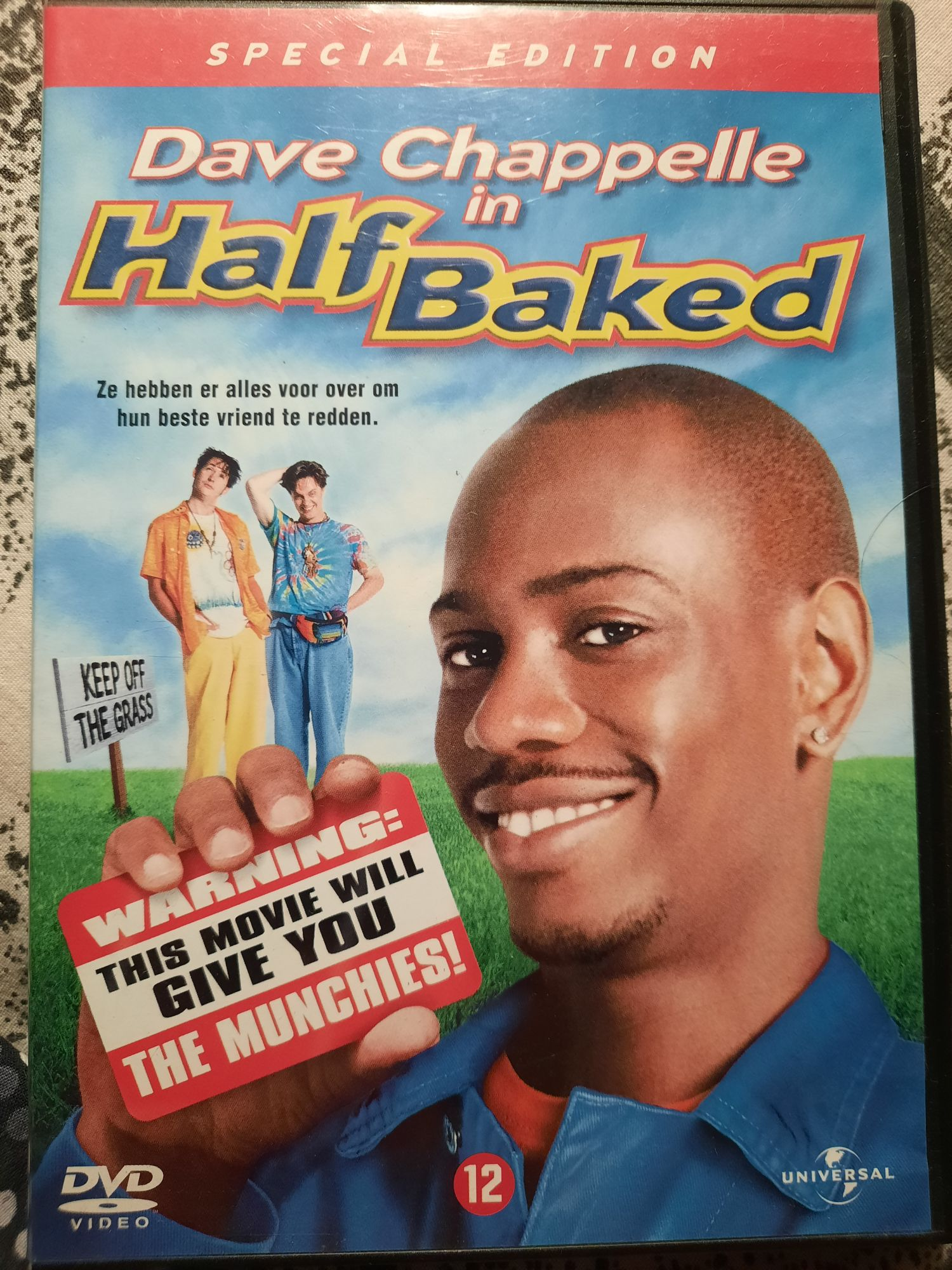 Half Baked -  cover