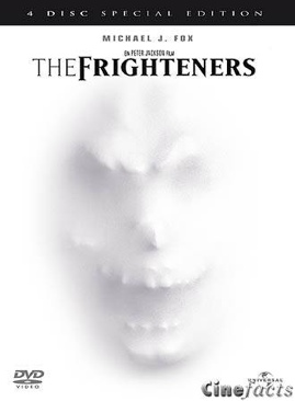The Frighteners - DVD cover