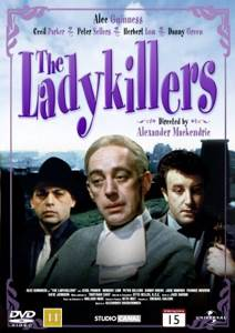 The Ladykillers -  cover