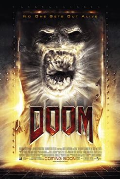 Doom - DVD cover