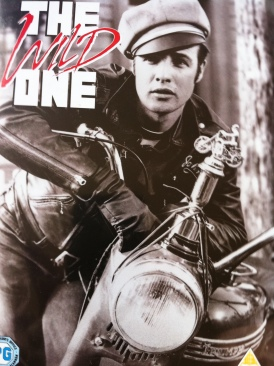 Wild One - DVD cover