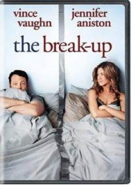 The Break-Up - DVD cover