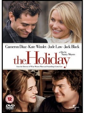 The Holiday - DVD cover