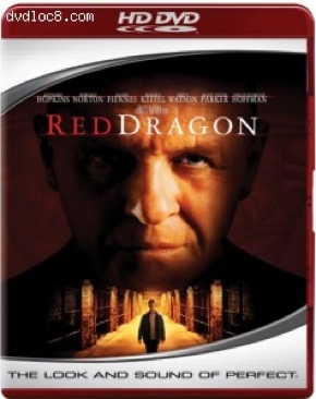 Red Dragon - HD DVD cover