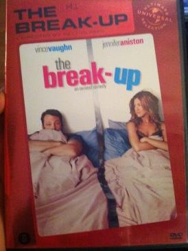 The Break-Up - UMD cover