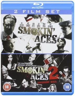 Smokin Aces - Blu-ray cover