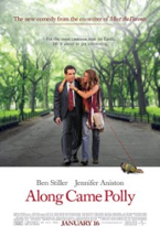 Along Came Polly - Blu-ray cover