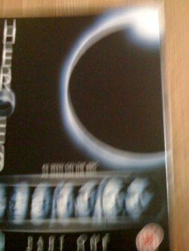 Heroes - Season 1 - DVD cover
