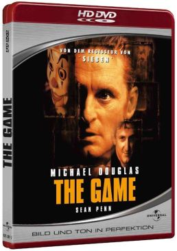 The Game - HD DVD cover