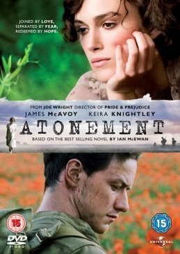 Atonement - DVD cover