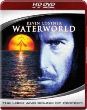 Waterworld - HD DVD cover