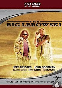 The Big Lebowski - HD DVD cover