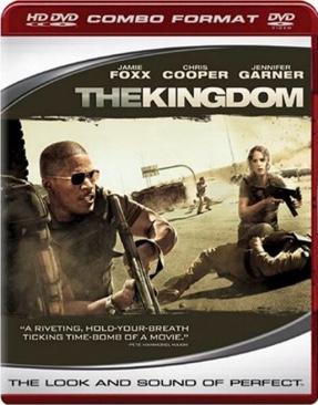 The Kingdom - HD DVD cover