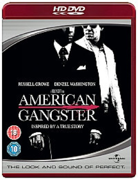 American Gangster - HD DVD cover