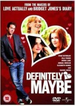 Definitely, Maybe - DVD cover