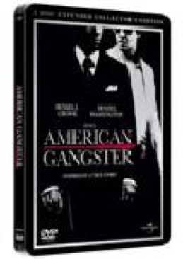 American Gangster - DVD cover