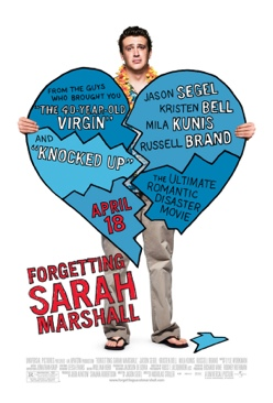 Forgetting Sarah Marshall - DVD cover
