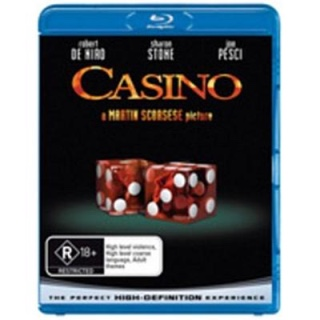Casino - Blu-ray cover