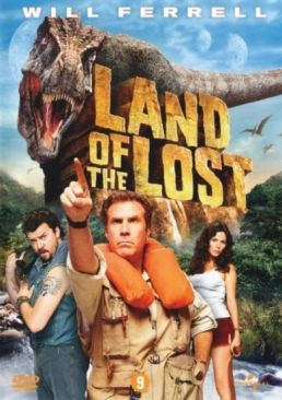 Land of the Lost - CED cover