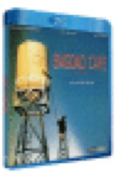 Bagdad Cafe - Blu-ray cover