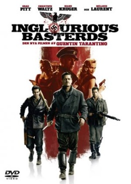 Inglourious Basterds - DVD cover