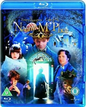 Nanny McPhee - VHS cover