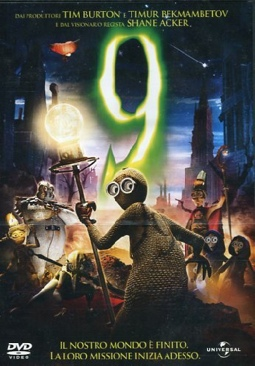9 - Blu-ray cover