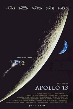 Apolo 13 - DVD cover