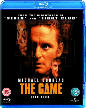 The Game - Blu-ray cover