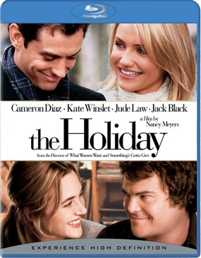 The Holiday - Blu-ray cover