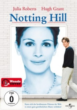 Notting Hill - Video CD cover