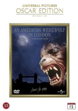 An American Werewolf in London - Blu-ray cover