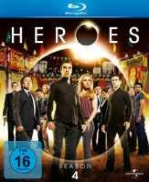 Heroes - DVD cover