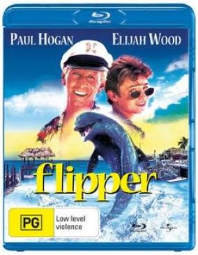 Flipper - Blu-ray cover