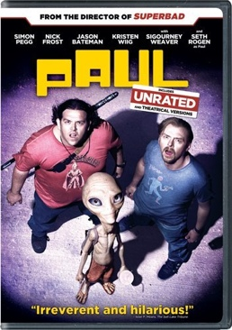 Paul - DVD cover