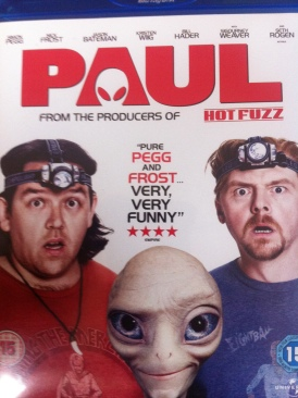 Paul - Blu-ray cover