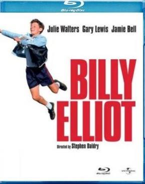 Billy Elliot - Blu-ray cover