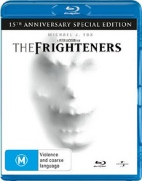 The Frighteners - Blu-ray cover
