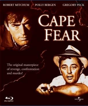 Cape Fear - Blu-ray cover