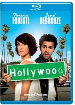 Hollywoo - Blu-ray cover