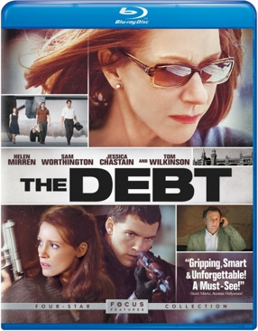 The Debt - CED cover