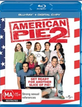 American Pie 2 - Blu-ray cover