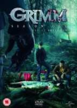Grimm - DVD cover